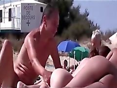 Nude Beach - Public Exhibitionists