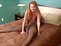 Mature Woman Plays With BBC...F70