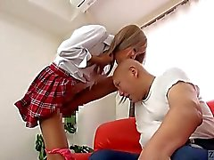 Subtitles Japan schoolgirl and bald old man