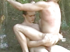 Hawt Military Homosexual Having Hardcore Barebacking Sex