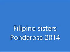 Filipino stepsisters Nudes-a-Poppin 2014 Edition