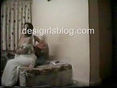 desi newly married couple Birthday Party Fuck