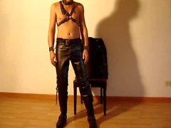 Me in leather 2