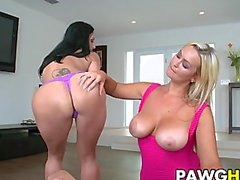 Anal for Ava Addams and Abbey Brooks