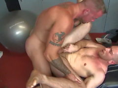 Little Homo Orgy With BBC In Locker Room by 666Kronos666