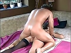 german scene 16 shorthaired lady