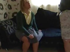 PURE XXX FILMS Shagging my Skanky Stepdaughter