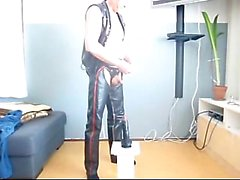 Finnish leather enema