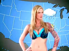 The Weather mega-slut.
