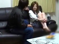 Voyeur record a asian amateur couple 1