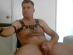 stroking in harness
