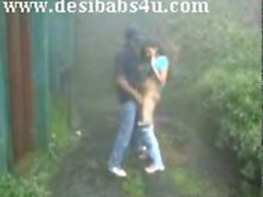 Indian Colleg Girl Fucking Outside Hostel With Boyfriend