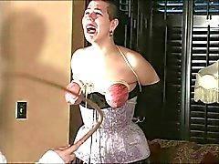 hard torture of a shorthaired slave 1 of 2