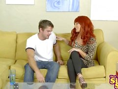 Married With Issues - Peggy Bundy Bends Over For For Buds Friend S1:E6