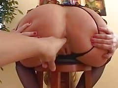 Flower Tucci Sodomized On The Sofa