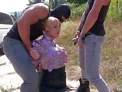 Fantasy Abduction Abused Pissed On And Fucked