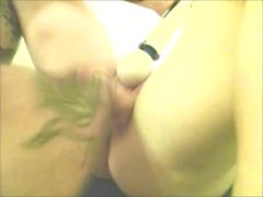 blonde wanted to fuck and make a video for her husband to watch