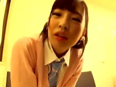 Alluring Japanese babe Azusa Watabe is into group sex