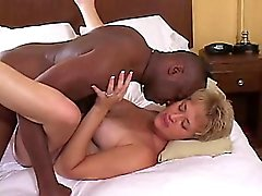 Married MILF Gets A Sloppy Creampie Part 1