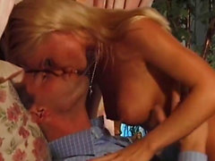 Silvia Saint knows how to slide on a dick