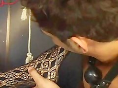 Foot Worshipping Transsexuals 03 - Scene 2
