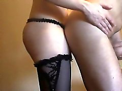 real amateur cuckold fuck session clip #173