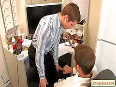 Kelan Carr having fun with his boss 1 part6