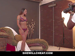 SheWillCheat - japanese wife drilled By Photographer BBC