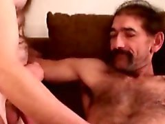 Old mature straight dilfs touching cock