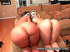 Kelly D and Alexis Texas