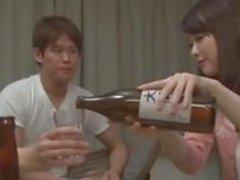 Japanese wife sex with her best friend's husband