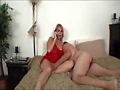 Step mom gets fucked by not her step son