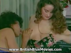 Danica Collins aka Donna Ambrose - Vintage 80s Busty British