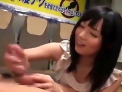 Asian Uncensored Blowjob Handjob