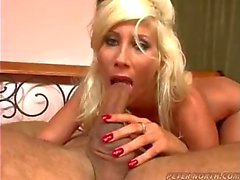 Puma Swede swallows a load of hot cum