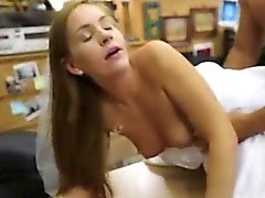 Ball massage blowjob A bride's revenge!