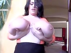 big boobs leanne crow