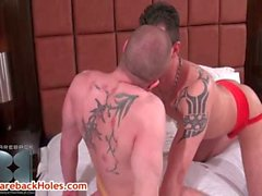 Sage Daniels and Butch Bloom in gay part6