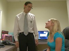 Shawna Lenee Office Hard Sex