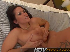 Big Boobs Hot Brunette Carmella Bing Fuck