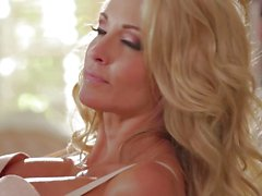 Jessica Drake gives this dick her full attention