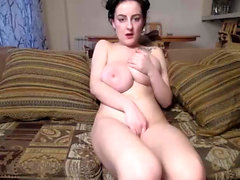 Amy reid enjoying fingering and toying her pussy